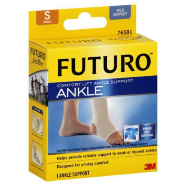 Futuro Comfort Lift Mild Ankle Support - Small