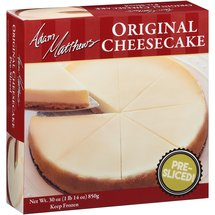 Adam Matthews Original Cheesecake