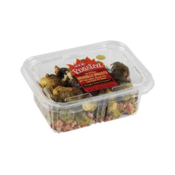 H-E-B Roasted Whole Brussels Sprouts