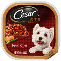 "Cesar Home Delights Home Delightsâ""¢ Canine Cuisine Beef Stew"