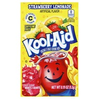 Kool-Aid Strawberry Lemonade Unsweetened Drink Mix