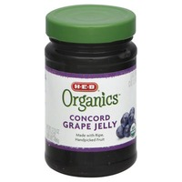 H-E-B Organics Concord Grape Jelly
