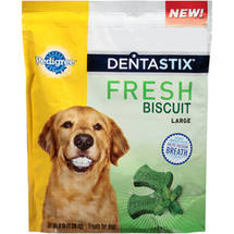 Dentastix Fresh Biscuit Large Dog Treats