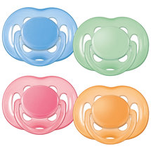 Philips Avent Free Flow Pacifiers