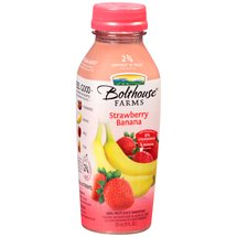 Bolthouse Farms Strawberry Banana 100% Fruit Juice Smoothie