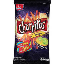 Barcel Churritos Fuego Corn Snack Sticks
