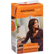 Rachael Ray Low Sodium Chicken Stock