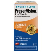 Bausch & Lomb Bausch & Lomb PreserVision Eye Vitamin and Mineral Supplement Soft Gels - 50 CT