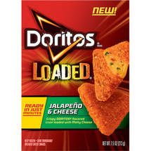 Doritos Loaded Jalapeno & Cheese Breaded Cheese Snacks