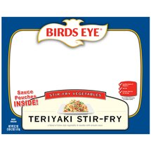 Birds Eye Teriyaki Stir-Fry Vegetables