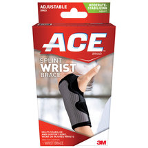 ACE Moderate-Stabilizing Support Splint Wrist Brace