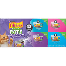 Friskies Surf and Turf 32 Count Variety Pack