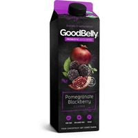 GoodBelly Probiotics Juice Drink Pomegranate Blackberry Flavor