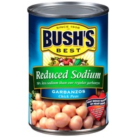 Bush's Best Chick Peas Reduced Sodium Garbanzos