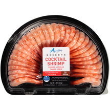 Extra Large Cooked Frozen Shrimp Ring