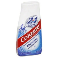 Colgate 2-In-1 Toothpaste & Mouthwash Whitening