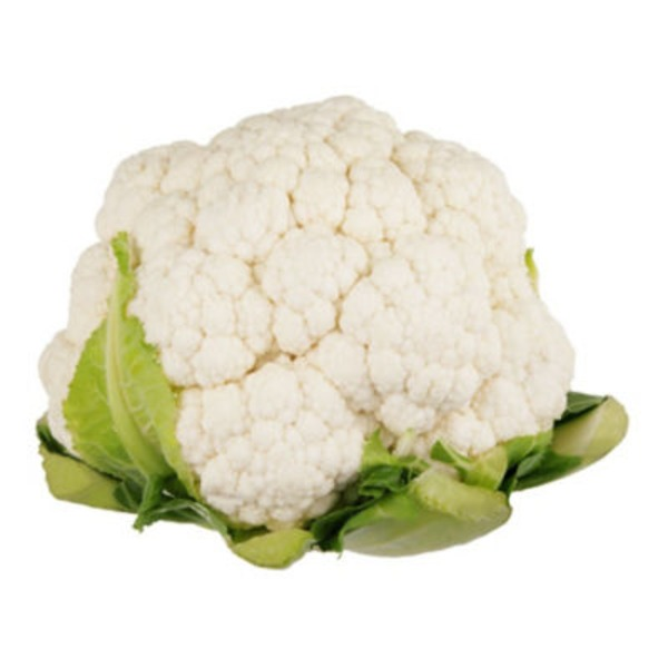 Organic Fresh Cauliflower