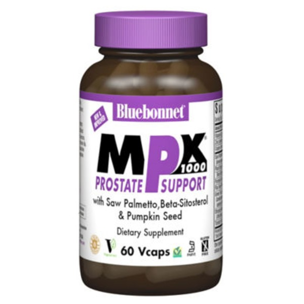 Bluebonnet MPX 1000 Prostate Support