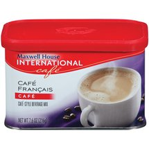 Maxwell House International Cafe Cafe Francais Beverage Mix
