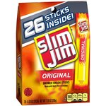 Slim Jim Original Smoked Snack Sticks