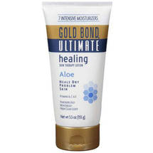 Gold Bond Aloe Healing Skin Therapy Lotion