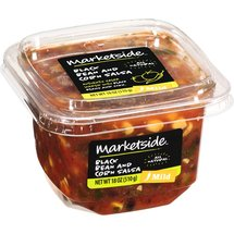 Marketside Black Bean And Corn Mild Salsa