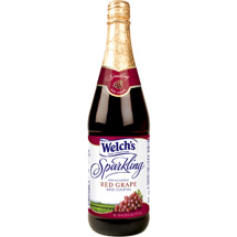 Welchs Sparkling Red Grape Juice Cocktail