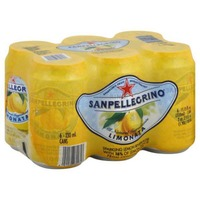 San Pellegrino Limonata/Lemon Sparkling Fruit Beverage