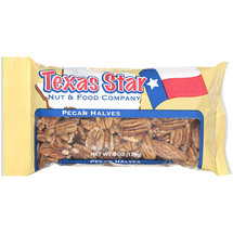 Texas Star Halves Pecans