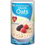 Great Value Oven-Toasted Quick Oatmeal