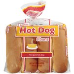 Enriched Hot Dog Buns