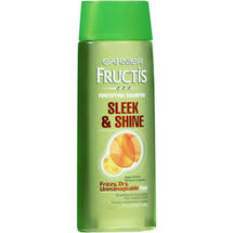 Fructis Sleek & Shine Fortifying Shampoo