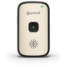 GreatCall Splash the most affordable no contract mobile medical alert service on the market (Desert Silver)