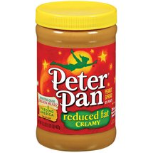 Peter Pan Creamy Reduced Fat Peanut Spread