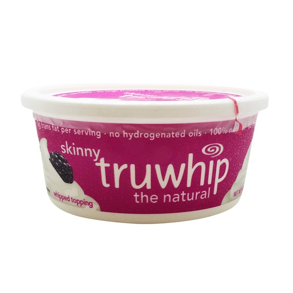 Truwhip Skinny Natural Whipped Topping