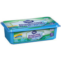 Great Value Wet Mop Wipes