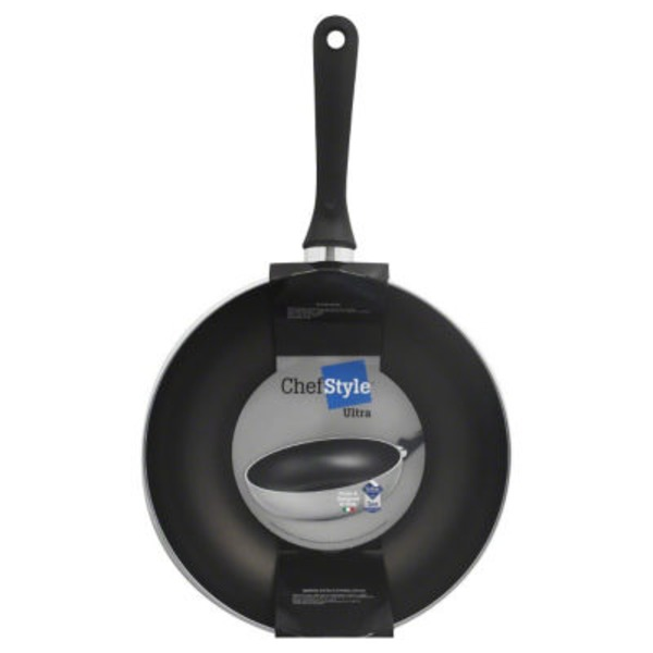 Chef Style Ultra 10.5 inch Non Stick Stir-Fry Pan