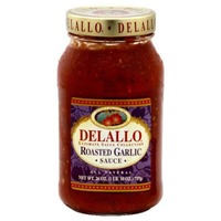 DeLallo Roasted Garlic Marinated
