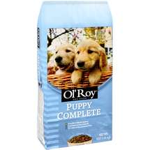 Ol Roy Dog Puppy Complete For All Breeds Food