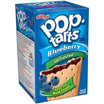 Kellogg's Pop-Tarts Blueberry Toaster Pastries