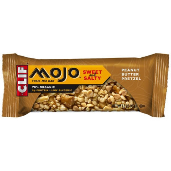 Clif Mojo Bar® Mojo Peanut Butter Pretzel  Trail Mix Bar