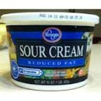 Kroger Light Sour Cream