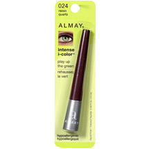 Almay Intense I-Color Liquid Eye Liner 024 Raisin Quartz