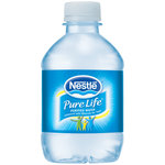 Nestle Pure Life Water 8 oz