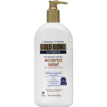 Gold Bond Ultimate Eczema Relief Skin Protectant Lotion