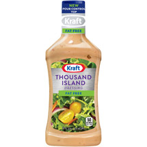 Kraft Salad Dressing: Free Thousand Island 16 Fl Oz