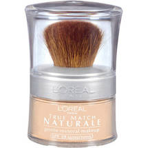 L'Oreal Paris True Match Naturale Gentle Mineral Makeup Foundation Natural Buff