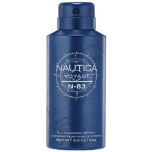 Nautica Voyage N-83 All Over Body Spray