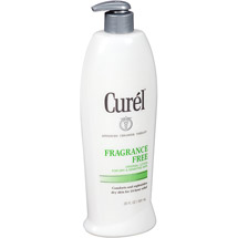 Curel Fragrance-Free Original Lotion for Dry & Sensitive Skin