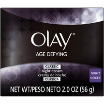 Olay Age Defying Intensive Nourishing Night Cream